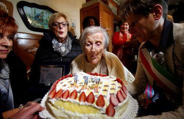 Cea mai batrana persoana din lume a murit la 117 ani. Emma Morano avea o dieta mai putin obisnuita si a refuzat sa se mai casatoreasca dupa ce si-a parasit barbatul