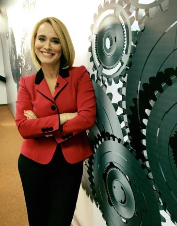 Andreea Esca a scos cu firma ei de programe de televiziune un profit substantial! Anul trecut, afacerea stiristei i-a adus acesteia peste 300.000 de lei