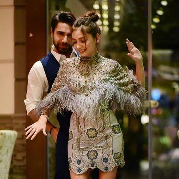"""Neslihan Atagul, actrita care o interpreteaza pe Nihan din """"Dragoste infinita"""" a fost ceruta de sotie chiar pe platourile de filmare! E casatorita tot cu un actor!"""