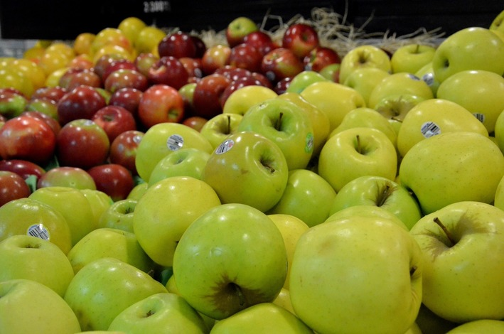 Cand sunt culese de fapt merele care se vand in supermarket
