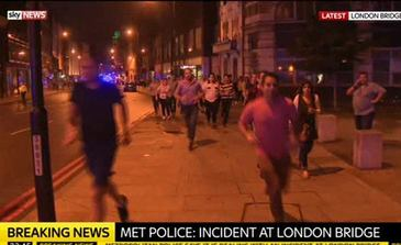 "Groaza in inima Londrei. Marturii cutremuratoare dupa atacul terorist: ""A fost masacru. Oamenii fugeau terifiati"""
