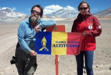 Tatal regretatei alpiniste Geta Dor Popescu a condus o expeditie in Iran! Ovidiu Popescu s-a aflat in fruntea unui grup de 11 persoane