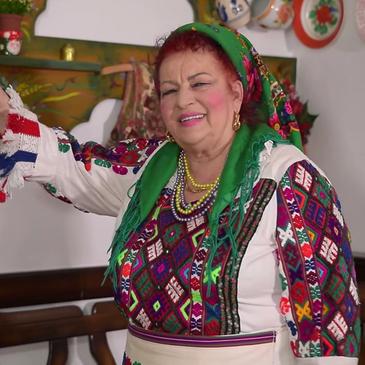 Floricai Duma, cantareata de muzica populara decedata pe 9 mai, i s-a facut acum parastas si in Ungaria! Intreaga slujba a fost transmisa la televiziunea nationala a vecinilor nostri