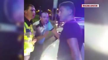 Vesti proaste pentru Cristian Boureanu! Politistul care l-a facut KO a mai trimis un om in instanta pentru ultraj! Barbatul a fost si condamnat