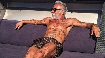 Gianluca Vacchi, de urgenta la spital. Cel mai cunoscut milionar din lume este din nou bolnav