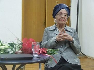 Renumita soprana Ella Urma a murit. Artista, condusa pe ultimul drum la Iasi