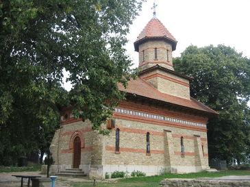 Misterul bisericii din România unde sfintii sunt cu aura neagra! E singura din lume in care sfintii tin doliu