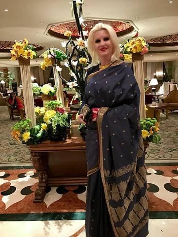 Miliardara romanca din India investeste 500 milioane dolari in Maldive! Anca este sotia dealerului de arme Abhishek Verma si vrea sa construiasca un aeroport international pe celebra insula