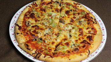 Stiai ca poti slabi mancand pizza? NU e o gluma, ci adevarul care vine din gura nutritionistilor! Uite cat de simplu de facut este si cat de delicios arata