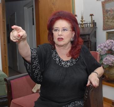 """De ce boli suferea Stela Popescu! Cand vorbea despre afectiunea ei, artista isi numea boala """"magarul"""""""