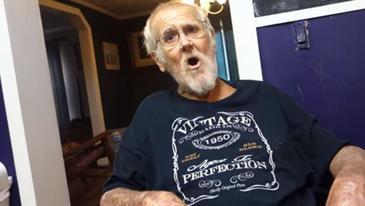 Cel mai popular bunic de pe YouTube a murit! Fiul sau a facut anuntul trist
