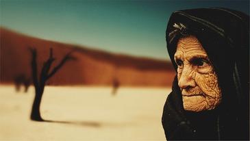 A murit cea mai batrana femeie din Europa! Avea 116 ani!