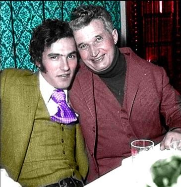 Ea a fost iubita lui Nicu Ceausescu! A fost cantareata la Melody, dar acum locuieste in Italia