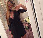 Ea e bomba sexy care a fost stagiara la Camera Deputatilor! Fotomodelul Madalina Petrean studiaza Stiintele politice si viseaza sa devina parlamentar!