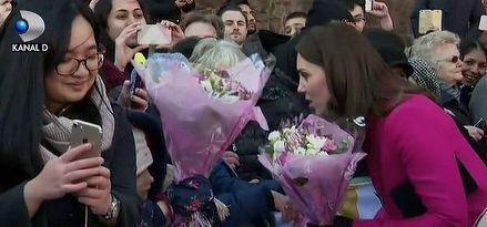 Ducesa de Cambridge arata senzational! Kate Middleton este insarcinata cu al treile copil