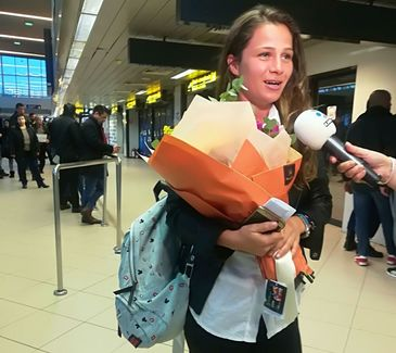 "Diana Kovacs, cea de-a doua eliminata de la ""Exatlon"", a revenit in Romania. ""A fost experienta vietii mele, pe care nu as ezita sa o repet!"""