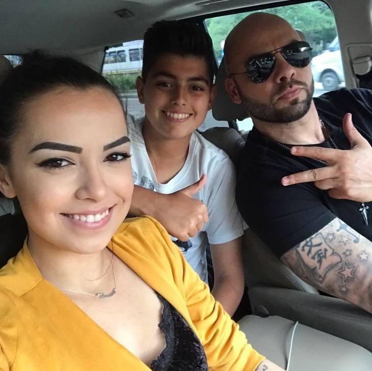 Cine este femeia care i-a daruit doi copii superbi lui Giani Kirita! Dupa 15 ani de relatie, Daniela si fotbalistul au avut un divort cu scantei