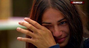 Diana Belbita, in lacrimi dupa ce s-a intamplat aseara la Exatlon. Cand a vazut mesajul de la EL, nu s-a mai putut abtine. Iubitul ei i-a scris asta si a lasat-o fara cuvinte