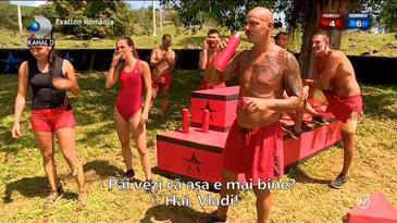 "Exatlon 17 martie. Scandal de proportii intre Giani si Mariana: ""Scoateti barbatul din echipa! Tu nu reprezinti femeile!"""