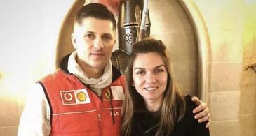 """""""Iubitul"""" Simonei Halep are o afacere secreta in Spania! Un celebru fotbalist englez a facut reclama pentru produsul prietenului sau, Theo!"""