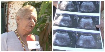 """Maria are 70 de ani si este insarcinata in luna a 6-a! """"Medicii mi-au spus ca este fetita..."""""""