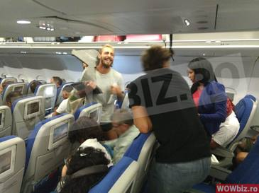 Finalistii Exatlon au urcat in avion si se pregatesc sa vina acasa! Imagini fabuloase cu Faimosul Vladimir Draghia si ultimii Razboinici