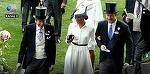 Meghan Markle, aparitie spectaculoasa la Royal Ascot.  Ducesa de Sussex a participat pentru prima data la celebrele curse de cai din Marea Britanie