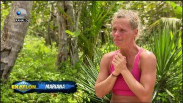 """Mariana de la Exatlon are nevoie de ajutorul lui Gigi Becali. """"Razboinica"""" l-a si visat pe milionar si a povestit cum i-a aparut acesta in vis"""