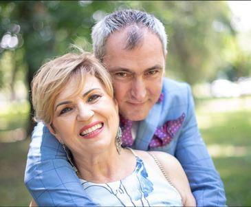 """Prima reactie a proaspatului sot al Nicoletei Voica dupa ce a fost acuzat de o tanara ca i-ar face avansuri. Sotul acesteia l-a amenintat. """"Dragostea adevarata invinge"""""""