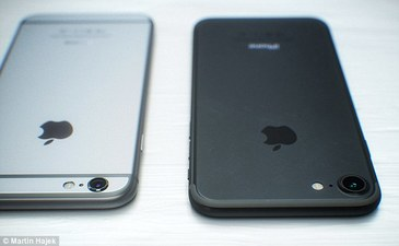 Ultimele imagini cu posibilul look al noului iPhone 7. Telefonul se lanseaza maine