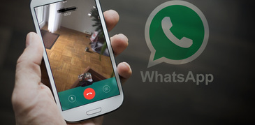 WhatsApp a relansat optiunea apel video din versinea Beta. Ce trebuie sa stiti inainte de a utiliza aplicatia
