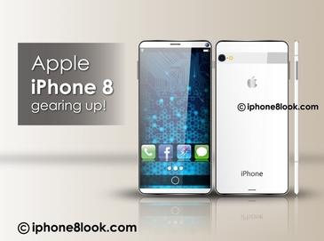 iPhone 8 ar putea fi lansat în trei versiuni in 2017 şi ar urma să aibă ecran curbat