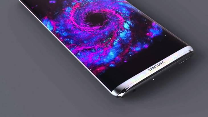 Samsung lucreaza la un nou design pentru Galaxy S8. Smartphone-ul ar putea avea va avea propriul asistent virtual si un design inovator