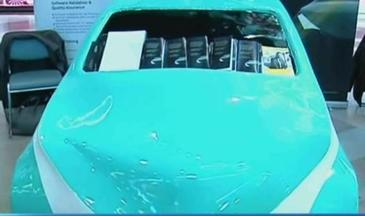 Expozitie inedita la Cluj-Napoca: masini electrice pe trei roti, roboti inteligenti si jucarii SF
