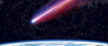 """""""Luna de zapada"""", eclipsa de luna si aparitia """"Cometei de Anul Nou"""" - trei evenimente astronomice, in noaptea de vineri"""