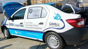Dacia Logan Electric a intrat la vanzare! O singura incarcare a bateriei asigura masinii o autonomie de 500 de kilometri!