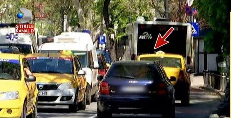 Proiect cotroversat: banda doar pentru autobuze pe mai multe bulevarde din Capitala