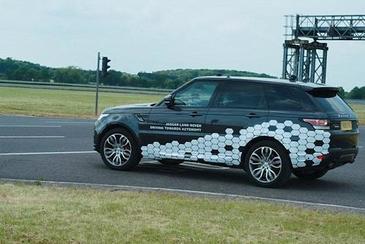 Range Rover Sport, masina fara sofer care respecta semnele de circulatie ar putea ajunge pe strazi in cateva luni