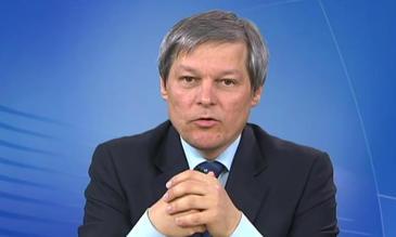 """Dacian Ciolos, despre proiectul Legii salarizarii: """"Ne-am planificat o crestere incepand de anul viitor pana in 2021. In primii ani vor creste mai mult salariile mici"""""""