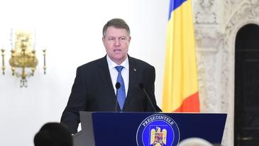 """Klaus Iohannis: """"CSAT a avizat favorabil bugetele pe siguranta. Premierul s-a angajat ca la rectificare sa completeze"""""""