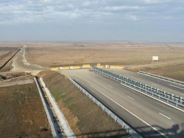 """Ministrul Transporturilor: """"Vor fi finalizati in acest an 90,23 kilometri de autostrada"""""""