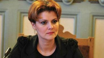 Lia Olguta Vasilescu anunta ca va reduce impozitul pe gospodarie si ca parintii isi vor putea deduce cheltuielile pentru copii - Cum va functiona totul