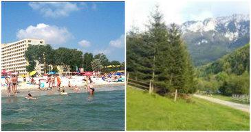 Unde e cea mai ieftina distractie de weekend? La mare, la munte sau in oras? Veti ramane surprinsi dupa acest experiment