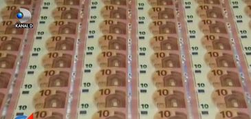 Moneda europeana a atins un nou maxim istoric, fiind cotata la 4,65 de lei