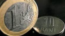 Leul se prabuseste in faţa euro! Moneda europeana e la un pas sa atinga un nou prag critic