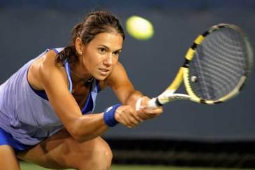 Monica Niculescu a pierdut finala turneului de la Hobart; Raluca-Ioana Olaru s-a impus in proba de dublu