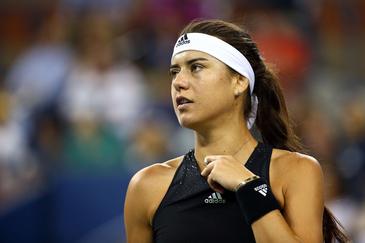 Sorana Cirstea a fost eliminata de Muguruza in optimi la Australian Open