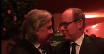 Moment incredibil intre Ilie Nastase si Printul Albert De Monaco. Alteta Sa i-a adresat o injuratura tenismenului