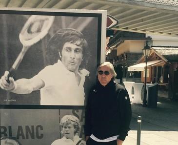 Ilie Nastase nu va fi invitat la turneul de la Wimbledon