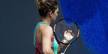 Simona Halep s-a calificat in semifinalele turneului de la Roma